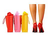 Kleidung & Accessoires, Einkauf & Shopping, Kaufrausch