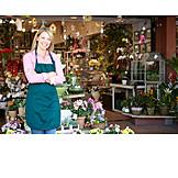 Flower shop, Flower sales, Florist, Flower seller
