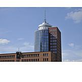 Office building, Speicherstadt, Brick