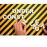 Internet, Website, Under construction
