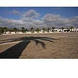 Lanzarote, Shadow, Mediterranean