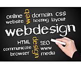 Medien, Vermarktung, Webdesign