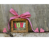 Valentine, Love, Picture Frame