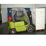 Logistics, Forklift