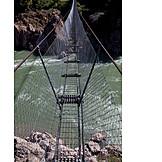 Danger & Risk, Action & Adventure, Suspension Bridge