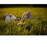 Sorglos & Entspannt, Wiese, Sommer