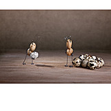 Humor & Bizarre, Easter, Peanut
