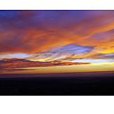 Sky, Sky Only, Sunset