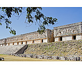 Mexico, Uxmal