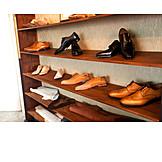 Shoes, Leather shoes, Shoe rack