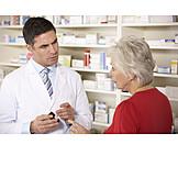 Pharmacy, Pharmacy, Customer, Pharmacist