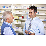 Krankheit, Beratung, Apotheke, Verbraucher, Apotheker