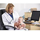 Consultation, Health Check, Pediatrician