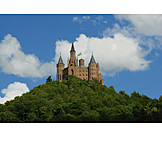 Castle, Castle hohenzollern