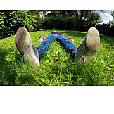 Resting, Relaxation & Recreation, Exhaustion, Nature Relation, Burnout