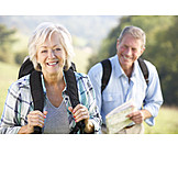 Senior, Couple, Active Seniors, Older Couple