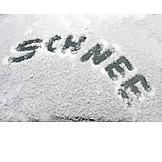 Snow, Snowy, Winterly