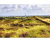 Sylt, Dune, Kampen