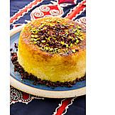 Oriental Cuisine, Saffron Rice, Tah Dig, Barberry Rice