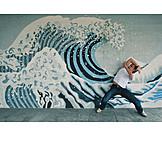 Flood, Wave, Protect, Tsunami