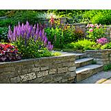 Garden, Front garden