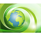 Environment Protection, Environment, Globe, Recycling, Globalization