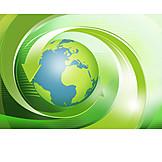 Umweltschutz, Umwelt, Weltkugel, Recycling, Globalisierung