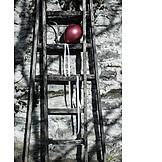 Balloon, Ladder, Forget