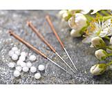 Alternative Medicine, Acupuncture, Acupuncture Needle