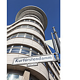 Office building, Kurfuerstendamm