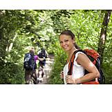 Hiking, Hiking, Nordic walking, Hiker