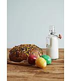 Easter, Easter Eggs, Easter Breakfast