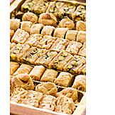 Oriental Cuisine, Dessert, Baklava