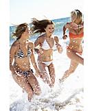 Fun & Happiness, Summer, Vacation, Girlfriend