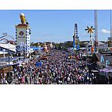 Oktoberfest, Carnival, Human Crowds