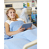 Healthcare & Medicine, Hospital, Patient