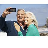 Holiday & Travel, Vacation Photo, Older Couple