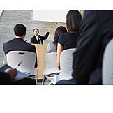 Business Person, Seminar, Presentation