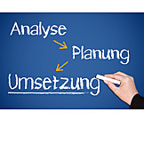Business, Planning, Strategy, Implementation