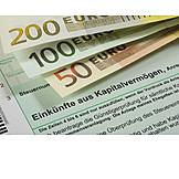 Money & Finance, Bureaucracy, Tax Form