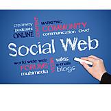Internet, Social Media, Social Network, Social Web