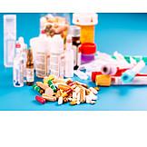 Medikament, Tablette, Pharmazie