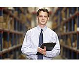 Logistics, Sales, Inventory, Warehouse Clerk