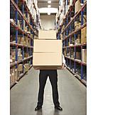 Logistik, Versand, Ware, Versandhandel