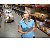 Logistics, Warehouse, Inventory, Mail Order Company