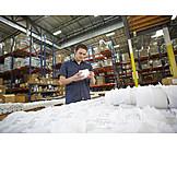 Job & Profession, Production, Check, Quality Control
