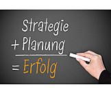 Erfolg & Leistung, Erfolgsstrategie
