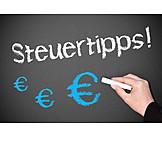 Money & Finance, Tax Form, Tax Advice
