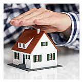 House, Real Estate, Insurance, Building Insurance