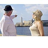 Holiday & Travel, Tourists, Older Couple